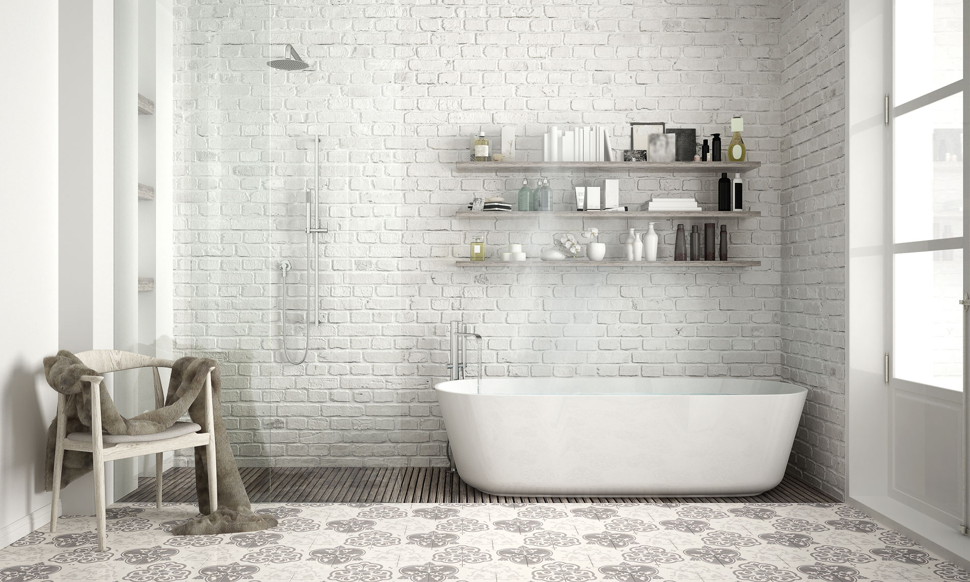 Flipboard Five Ways To Cut The Cost Of Your New Bathroom Which
