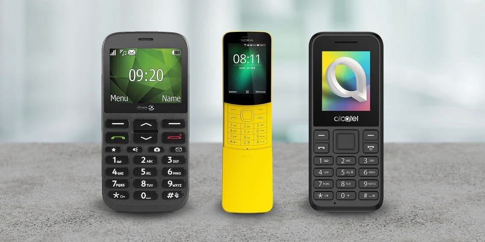 Best new simple phones from just £15: Doro, Alcatel and Nokia on
