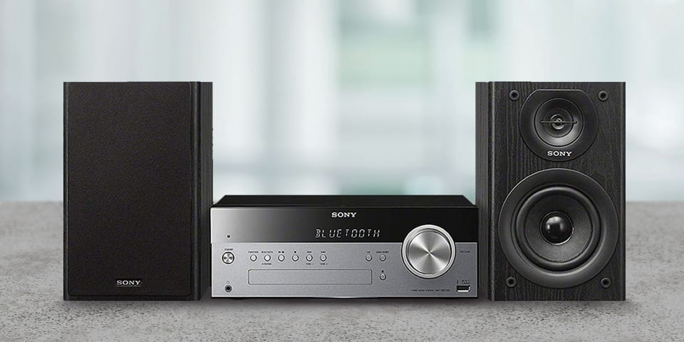 mini hi fi integrated speakers