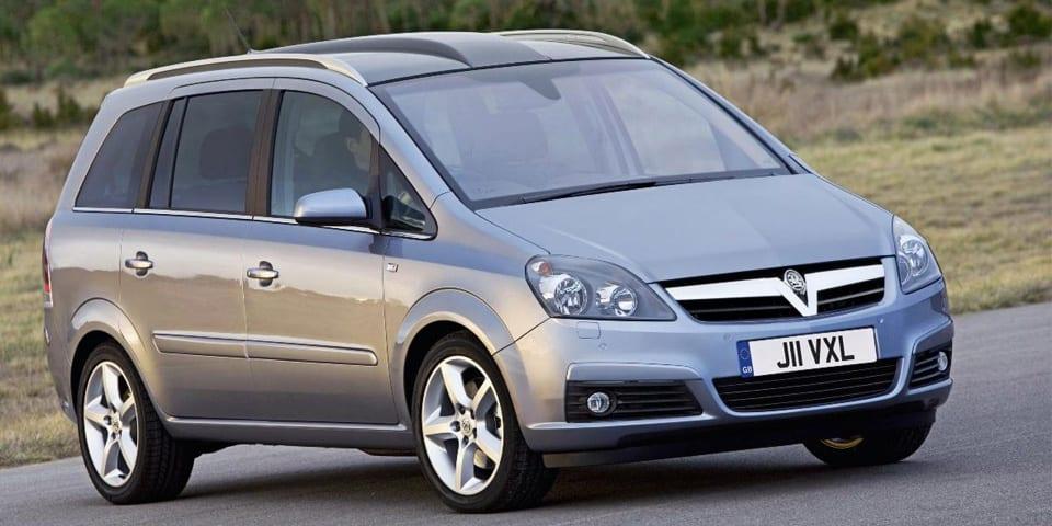 Third Vauxhall Zafira recall affects around 235,000 cars
