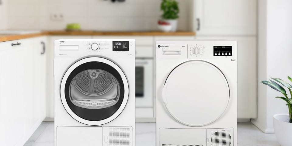 Beko vs White Knight tumble dryers: which is best?