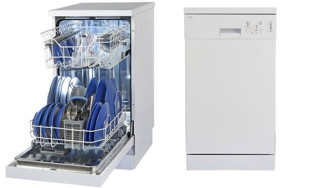 Currys Essentials CDW45W18 dishwasher