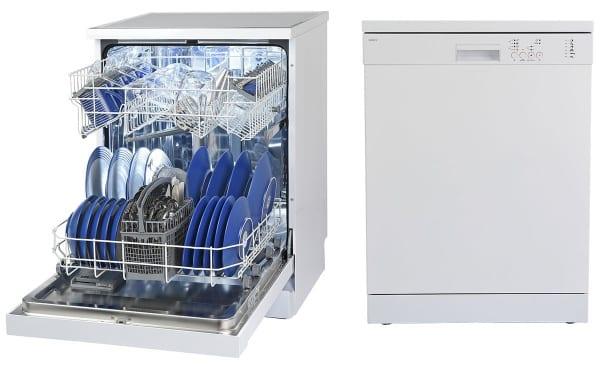 Currys Essentials CDW60W18 dishwasher