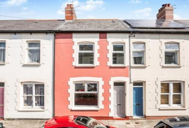 Property for sale in Cardiff