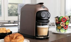 Lavazza Deséa: the coffee machine that froths milk straight into your mug
