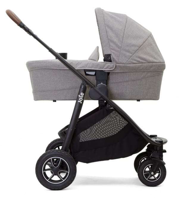 Joie Versatrax with carry cot