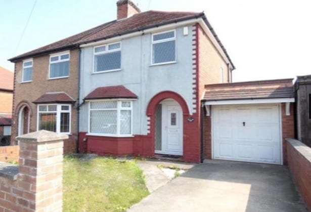 Property for sale in Mansfield