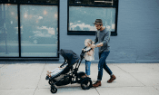Six pushchairs with buggy boards we love