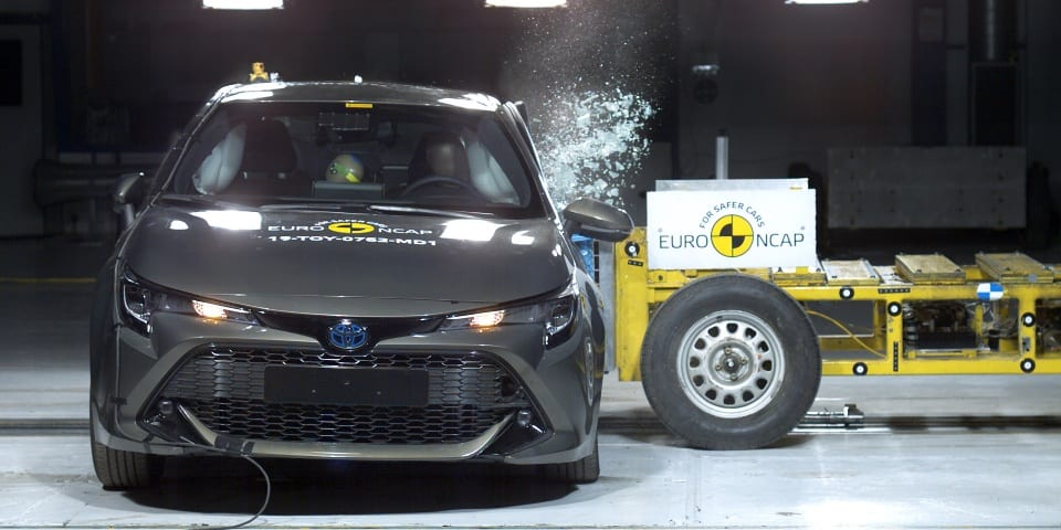 Life savers: seven new cars ace Euro NCAP safety tests