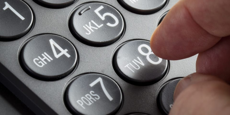 HMRC scams: new controls protect taxpayers from 'number spoofing' calls