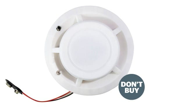 Home, Furniture & DIY Fire Alarms