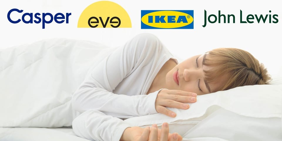 Which? reveals the UK's best mattress brands for 2019