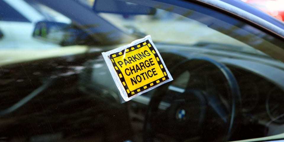 Have you been caught out by an unfair parking charge notice?