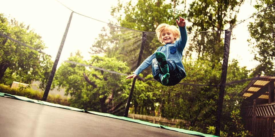 Best trampolines for summer bouncing