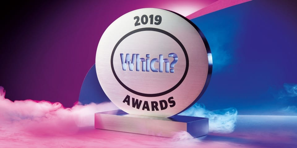 Which? Awards 2019: winners revealed