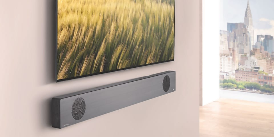 Can you rely on an LG sound bar?