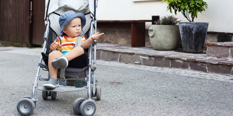 The latest lightweight strollers for your holiday