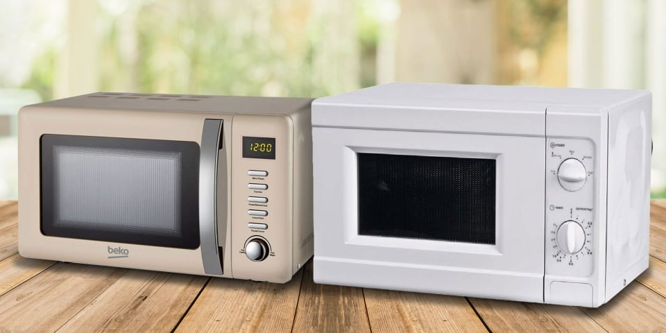 Can cheap microwaves from Argos and Russell Hobbs rival Panasonic?