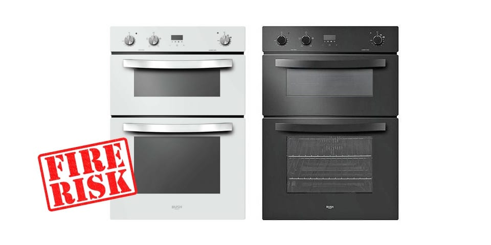 Argos Issues Bush Double Oven Safety Warning Which News