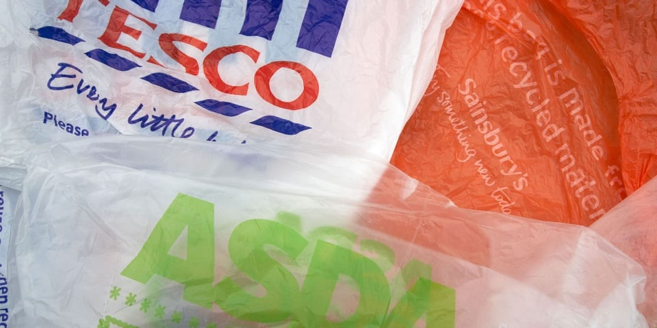 Supermarkets That Deliver Without Plastic Bags Which News
