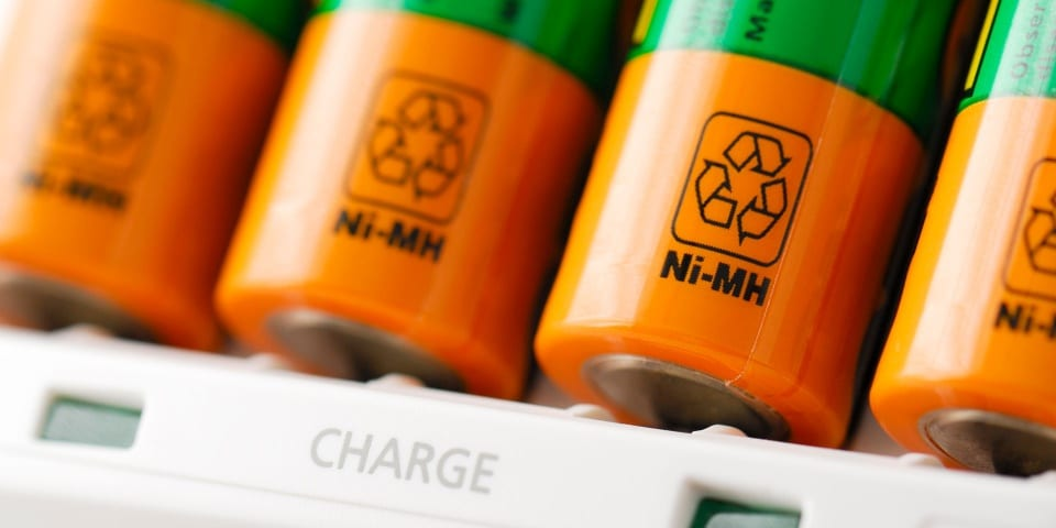 Why you should be using rechargeable batteries