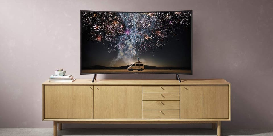 Samsung TVs on test: are its new curved and high-end QLED sets worth a look?