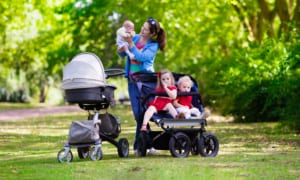 Most popular single and double pushchairs for summer 2019