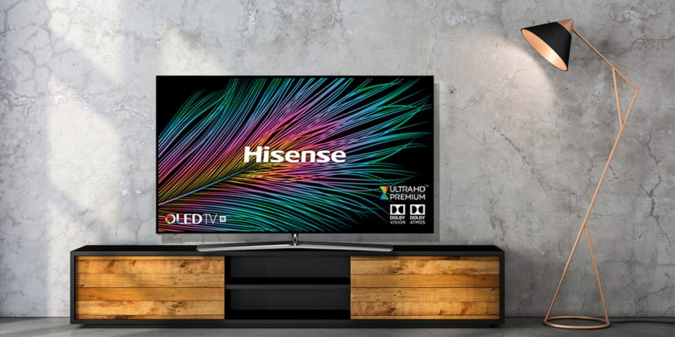 Hisense 2019 TVs launch in the UK with a bargain OLED