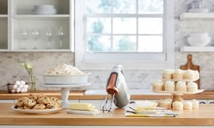 Breville HeatSoft first look: the hand mixer that softens butter for you