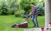 Do expensive cordless lawn mowers have a longer battery run time?
