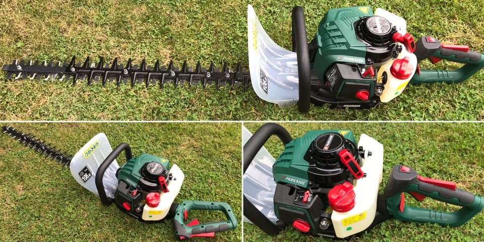 Is the petrol hedge trimmer from Lidl worth buying?
