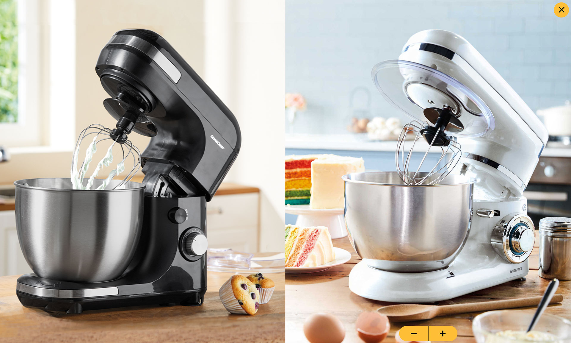 Lidl and Aldi are selling bargain £50 mixers for Bake Off week – but which is best?