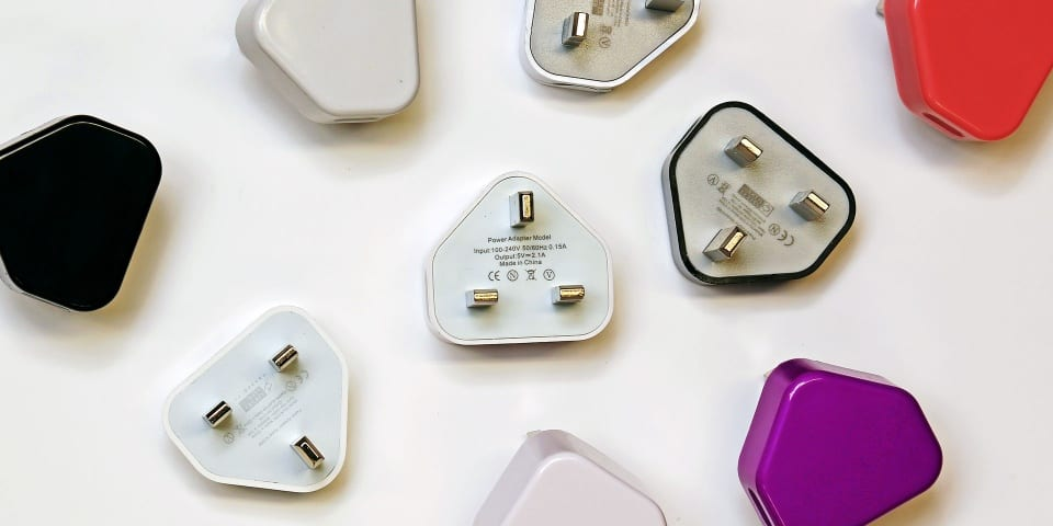 Killer chargers, travel adaptors and power banks rife on online marketplaces