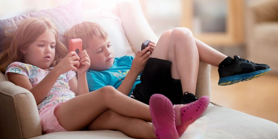 Back to school: the best simple phones for children