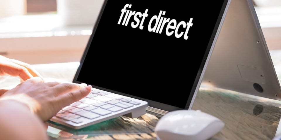 applying for a First Direct account