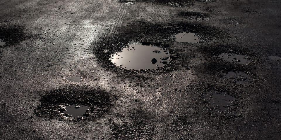 Three reasons you should report potholes