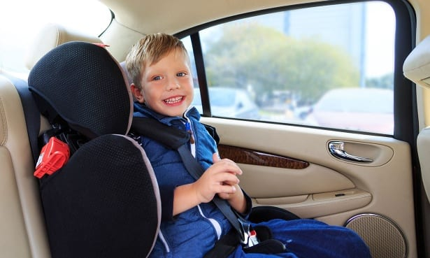 Are Parents Getting The Message About Backless Booster Seats