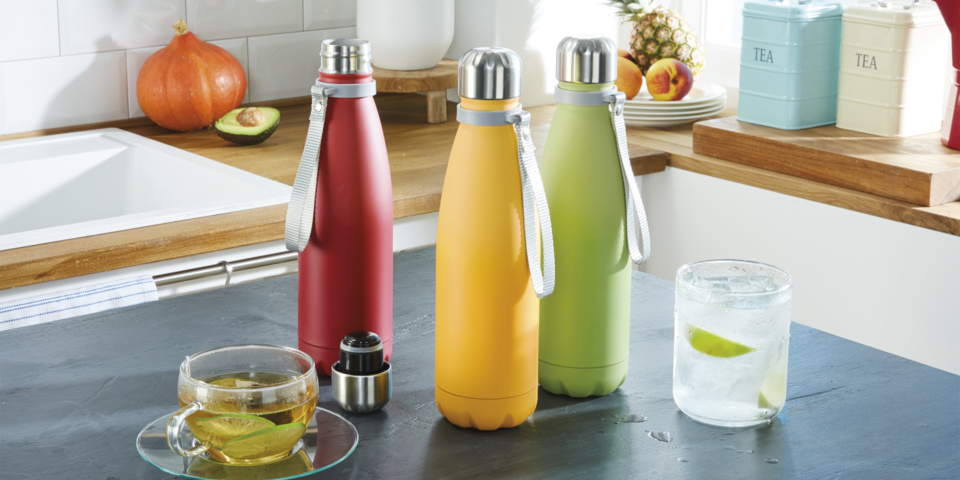 Can Lidl's cheap reusable water bottle rival pricier brands?