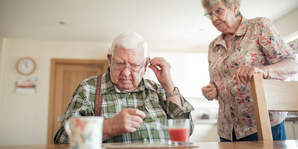 Common hearing aid problems and what to do about them