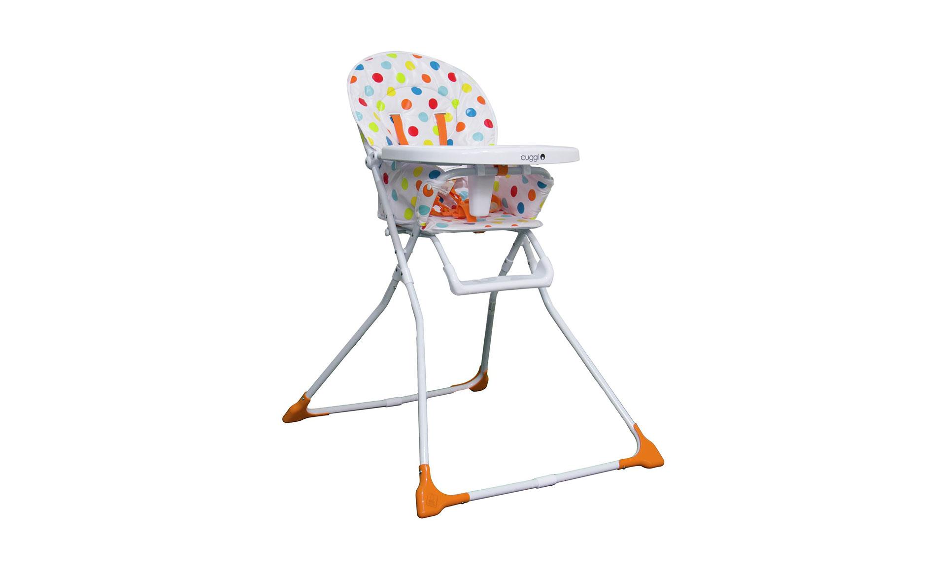 safety alert: argos cuggl mushroom high chair recalled