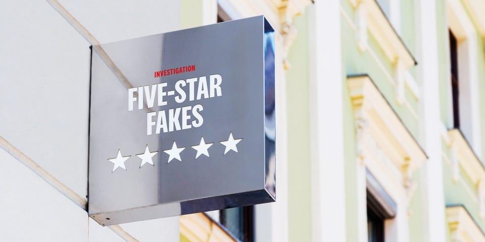 Fake TripAdvisor reviews push 'world's best' hotels up the