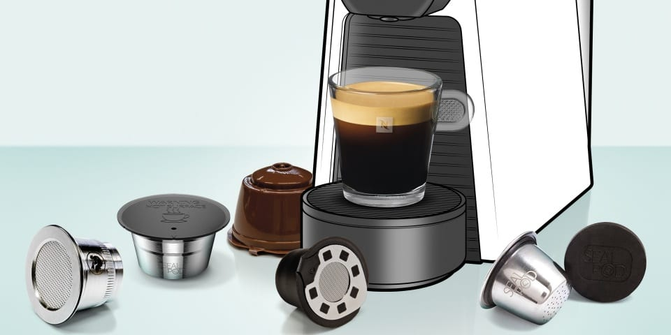Are reusable coffee pods for Nespresso and Dolce Gusto worth buying?