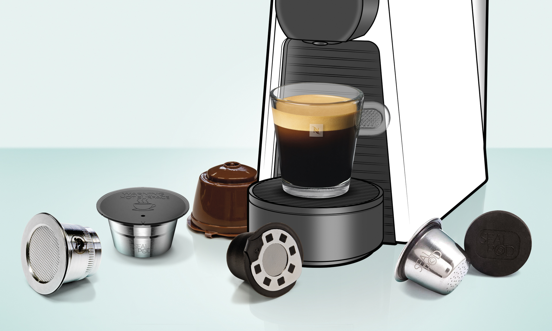Are reusable coffee pods for Nespresso and Dolce Gusto worth buying? –  Which? News