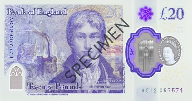new �20 note - photo #5
