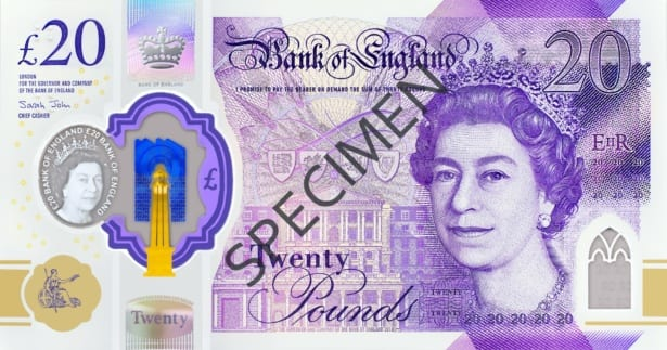 new �20 note - photo #2