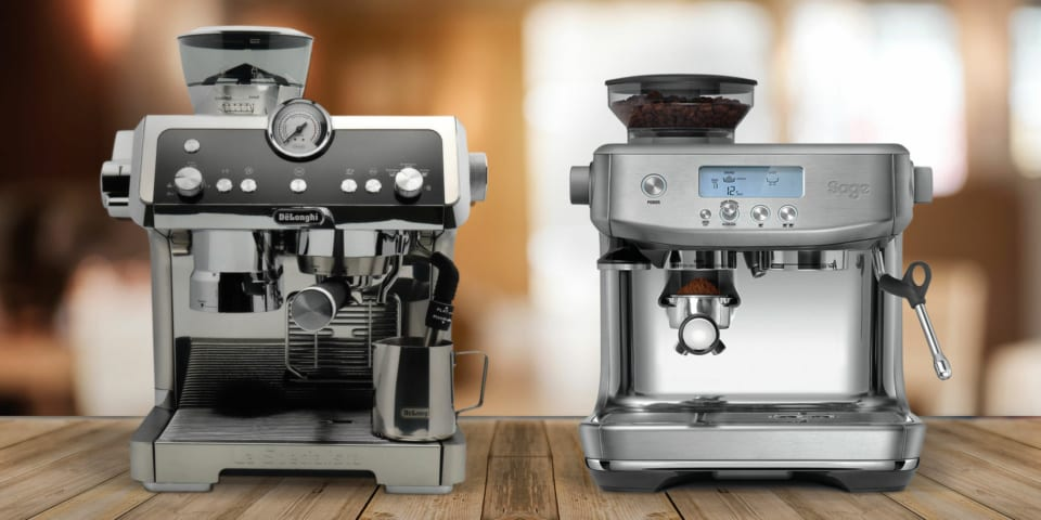 DeLonghi La Specialista vs Sage Barista Pro – which is best?