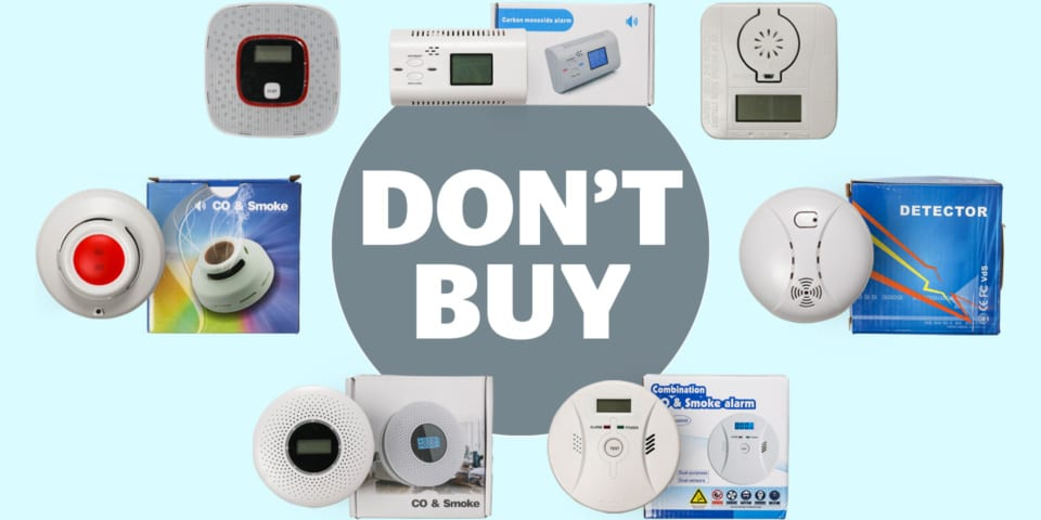 Which? investigation prompts 100s of unsafe CO alarms to be removed from sale: do you have one?