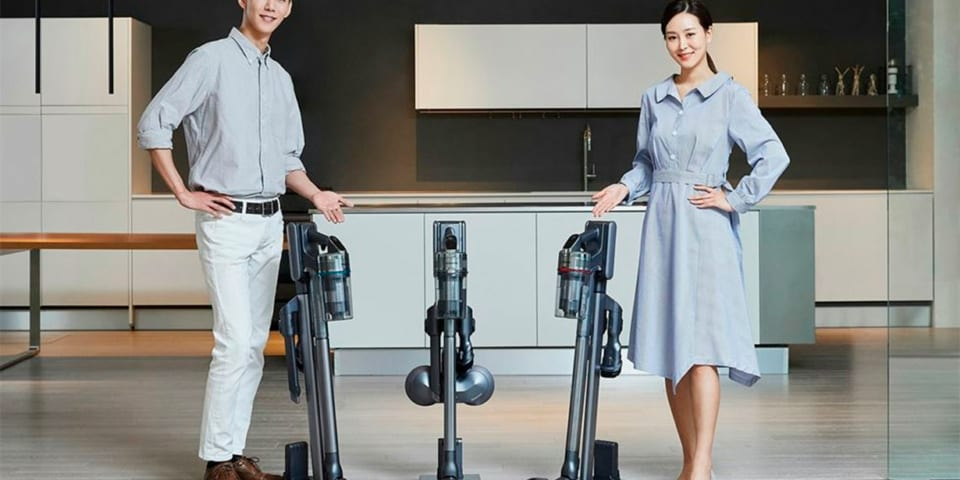 Samsung's Powerstick Jet cordless vacuum mops too: can it rival Dyson?