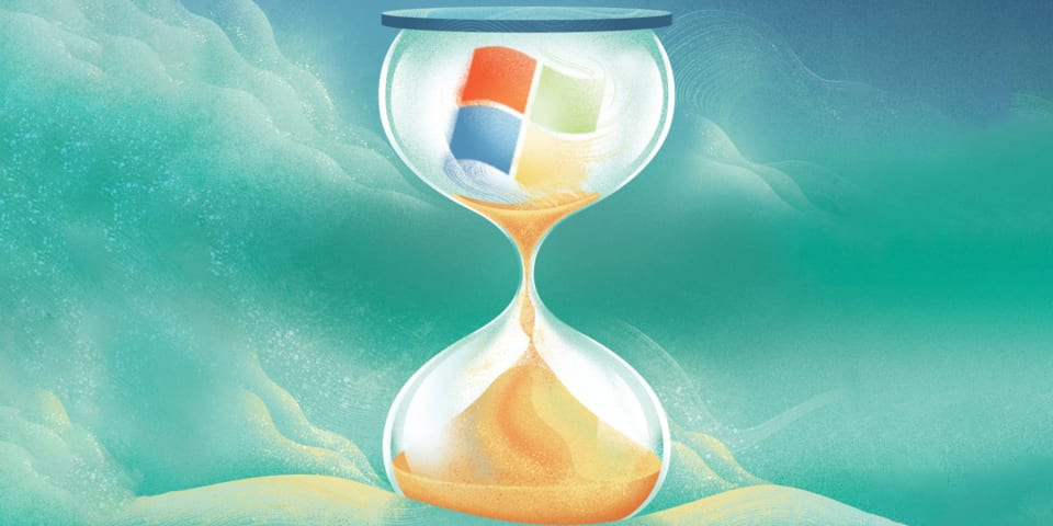 Five things to do with a Windows 7 laptop after the Microsoft support deadline
