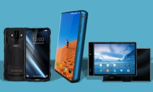 Five weird and wonderful smartphones coming to a pocket near you